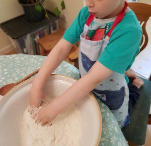 Expert baker